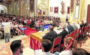 El Consejo de Estudiantes de la UCAM se presenta ante más de 1.500 personas