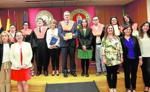 El programa de inserción sociolaboral Ucampacitas celebra el acto de graduación