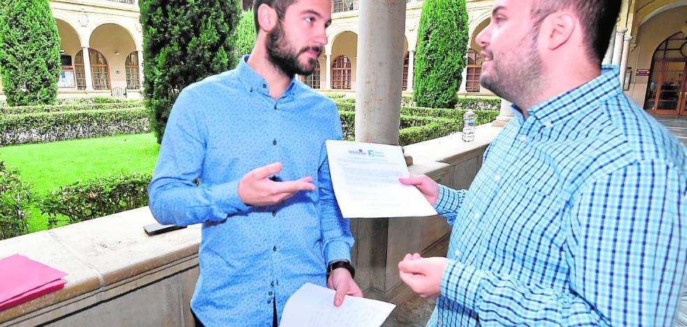 Ocho partidos firman un compromiso en favor de las universidades públicas