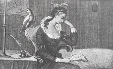 El curioso romance de un inglés y la despechada Teresa