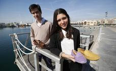 Los dos jóvenes españoles que están detrás de los zapatos de moda entre los famosos