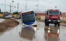 Fomento aprueba la obra para evitar inundaciones en un vial de El Albujón