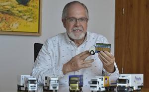 Manuel Pérezcarro: «Fiar el futuro solo al motor eléctrico es un disparate, y más aún en el sector profesional»