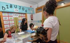 Jornada electoral en Lorca