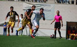 Un empate que sabe a poco para el Lorca FC