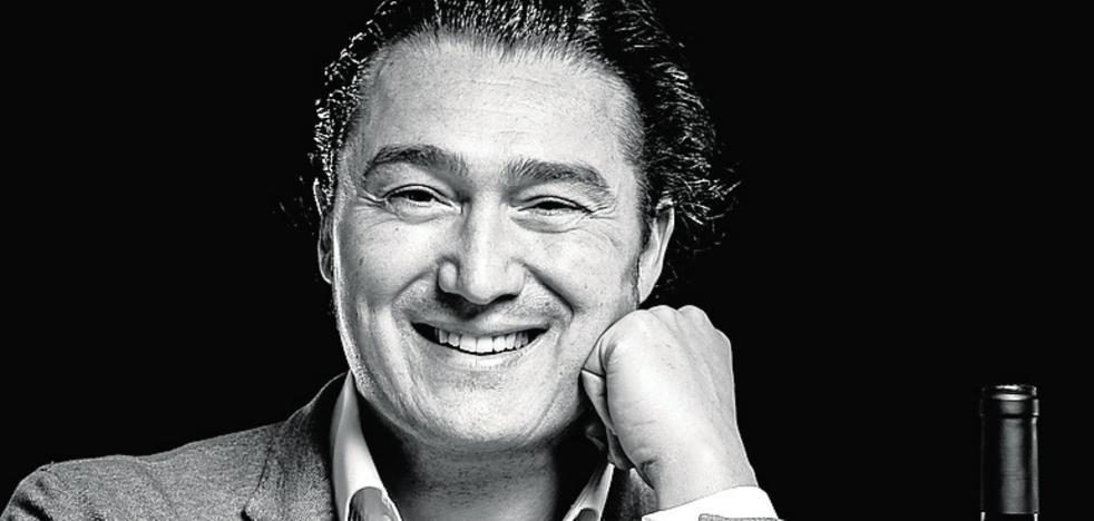 David Hernández: «He querido ser el protagonista de mi vida»