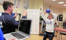 Crean un prototipo de balón medicinal inteligente para calcular la potencia mecánica