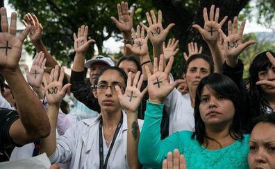 Cinco niños mueren en un mes en el hospital infantil de referencia en Venezuela