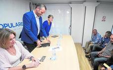 El PP critica a Castejón y no explica su mal resultado