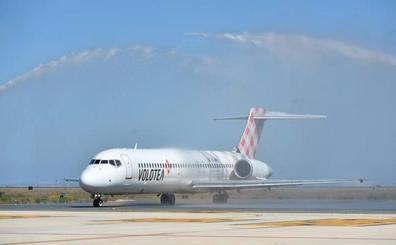 Volotea estrena la primera ruta nacional y estudia nuevos destinos