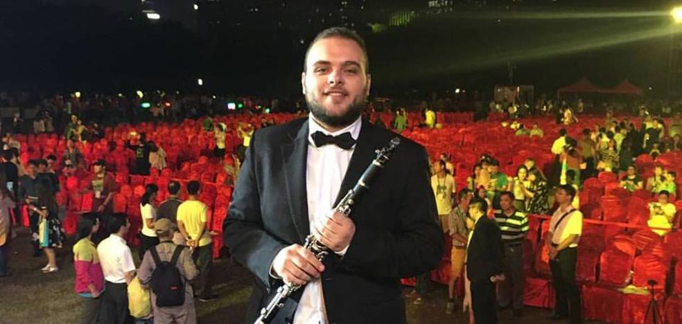 Castellón premia al músico Fernando Luis Fernández con una beca de formación