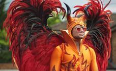 John Wick y Elton John copan los estrenos