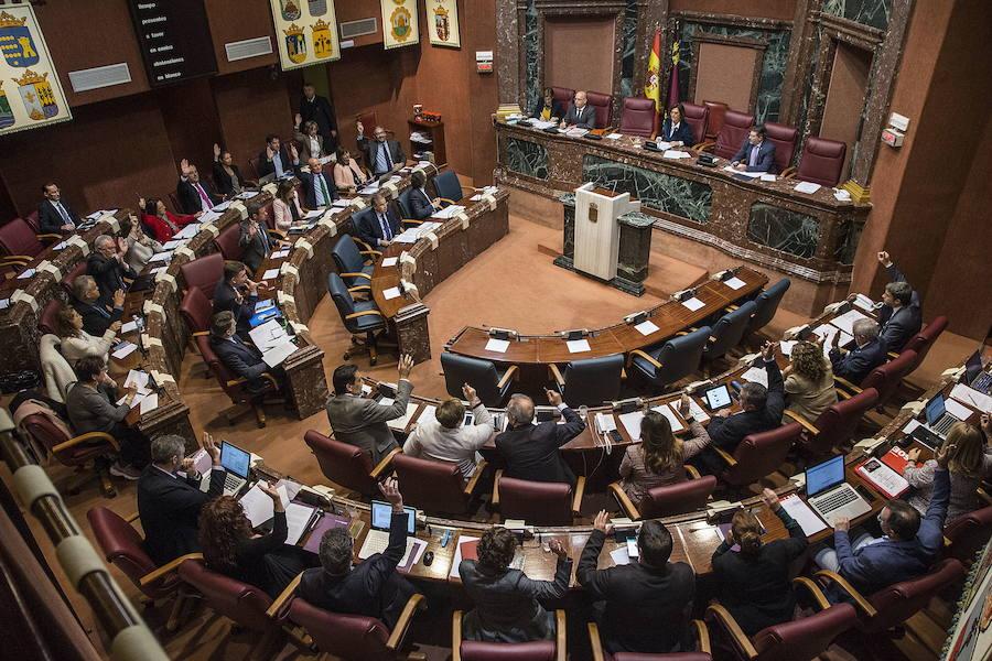 La Comunidad repartirá 2,2 millones entre los partidos de la nueva Asamblea