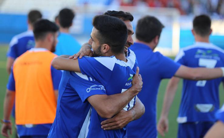 Contundente victoria del Lorca Deportiva