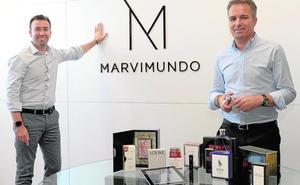 Marvimundo prevé liderar la perfumería 'online' en tres años