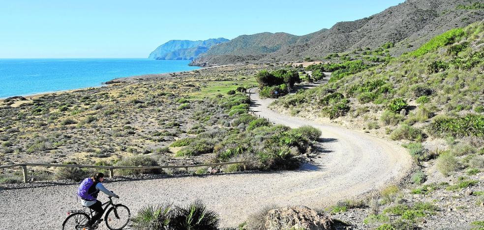 Sierra Espuña y Calblanque se suman a una red europea de turismo sostenible