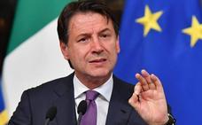 Conte da un ultimátum a Di Maio y a Salvini para salvar el Gobierno italiano