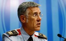 La Generalitat releva al jefe de los Mossos en plena polémica por la guardia pretoriana de Torra