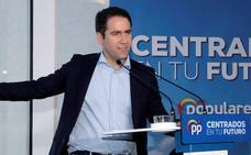 Teodoro García emplaza a Cs y Vox a una reunión a tres para buscar acuerdos