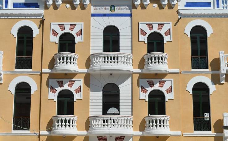 El Cuartel de Artillería de Murcia estrenará sus mejoras en julio