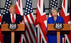 Donald Trump: «El 'brexit' sería bueno para Reino Unido»