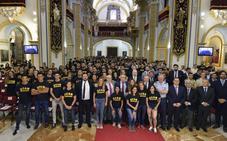 800 deportistas de la UCAM participan en la Gala del Deporte