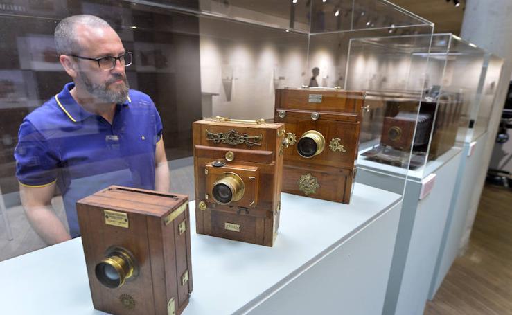 Un repaso a la historia a través de 'Cámaras de colección'