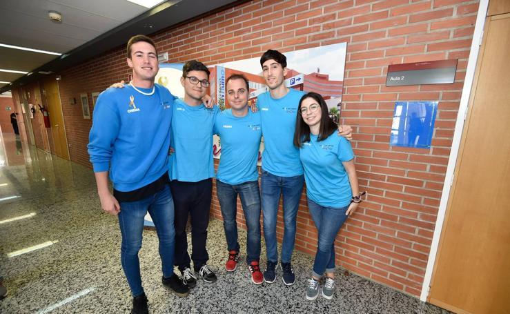 I Jornada de supervivientes de cáncer infantojuvenil en La Arrixaca