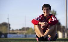 Marta Corredera: «Estar en el Mundial es la recompensa al trabajo»