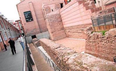 El itinerario turístico de la muralla de Murcia estará finalizado antes de fin de año