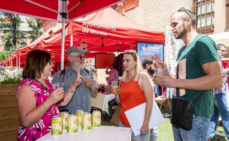 Música y cerveza gratis en Santo Domingo