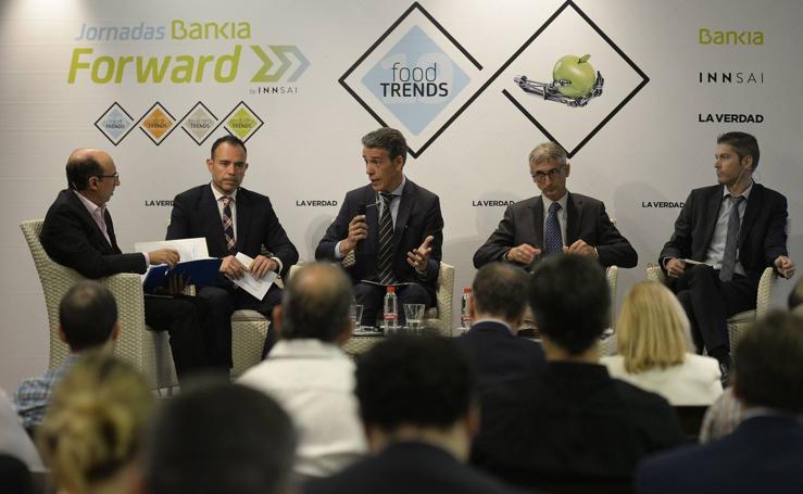 Bankia reúne a clientes de la Región en un evento organizado por 'La Verdad'