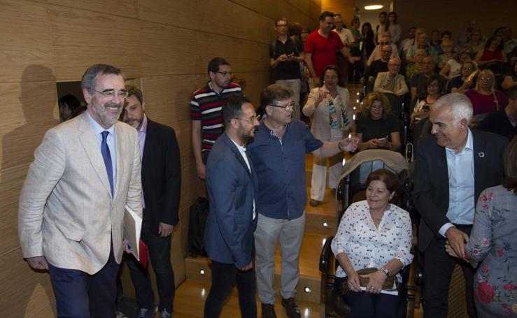 Manuel Cruz habla sobre regeneración democrática en Cartagena