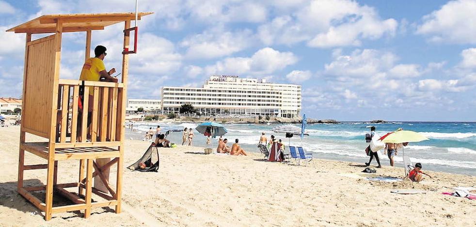 La Unión Europea reconoce la calidad «excelente» de 84 playas de la Región