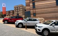 Lorca acoge la 'Warranty Experience' de SEAT y Ginés Huertas Cervantes