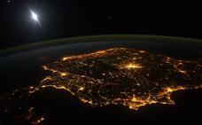 La espectacular foto de la Región de Murcia desde el espacio en el archivo 'oculto' de la NASA