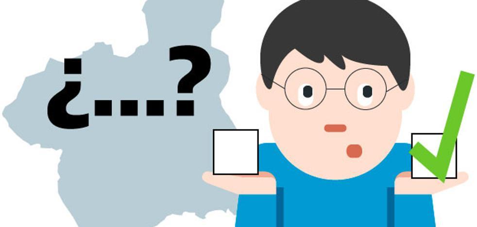 Test: ¿Cuánto sabes de la Región de Murcia?