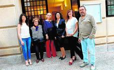 Dionisia García y Ana Rossetti presentan nuevo poemario en la UMU
