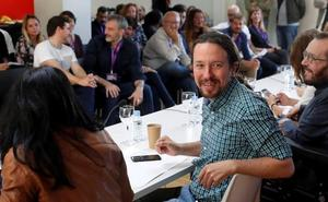 Urralburu se enfrenta a Iglesias sobre las causas del desplome de Podemos
