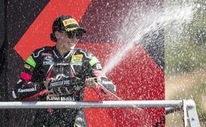 Ana Carrasco logra el primer podio de la temporada