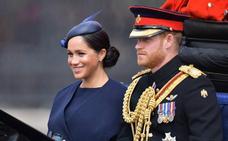 Meghan Markle participa en su primer acto oficial tras dar a luz a Archie