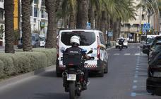 La Policía prevé retenciones en la Muralla los días de Selectividad