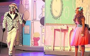 El espectáculo 'La Dama y el Vagabundo', finalista en los Premios del Teatro Musical