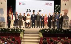 Acto institucional del Día de la Región 2019