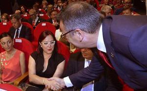Conesa cree que un pacto entre PSOE y Cs es «una apuesta por la estabilidad institucional»