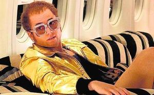 Elton John es Rocketman