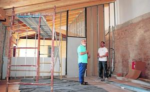 La Casa del Artesano de Lorca abrirá en octubre para difundir los oficios tradicionales