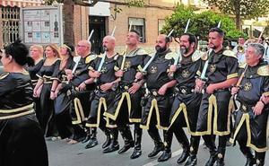 Éxito de participación en el desfile medieval de Calasparra