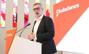 Villegas recalca que el socio «preferente» de Ciudadanos sigue siendo el PP