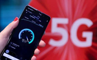 El 5G llega a España con Vodafone el 15 de junio pero sin móviles de Huawei
